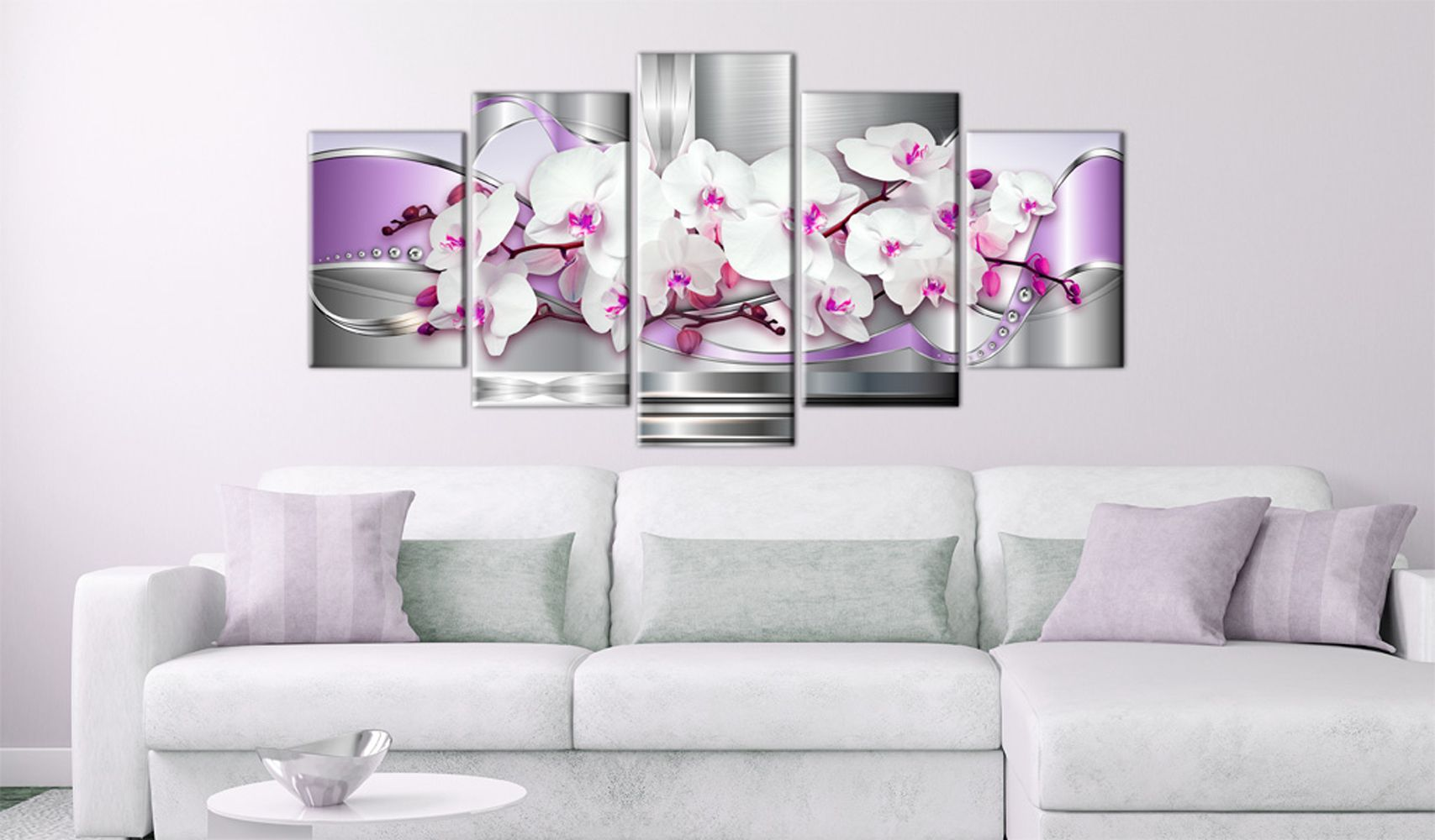 Obraz orchid and fantasy pekne b vaj - Tableau original pour salon ...
